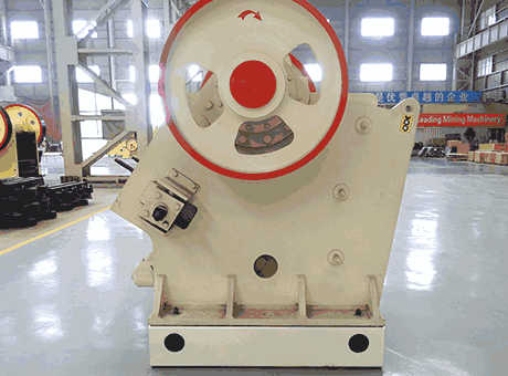 Jaw Crusher Working Principle Jaw Crushers Manufacturer
